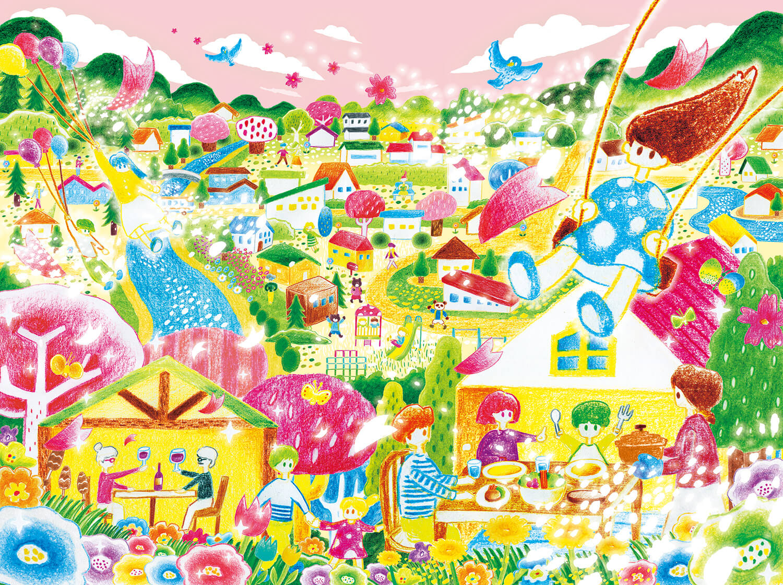 春カレンダー