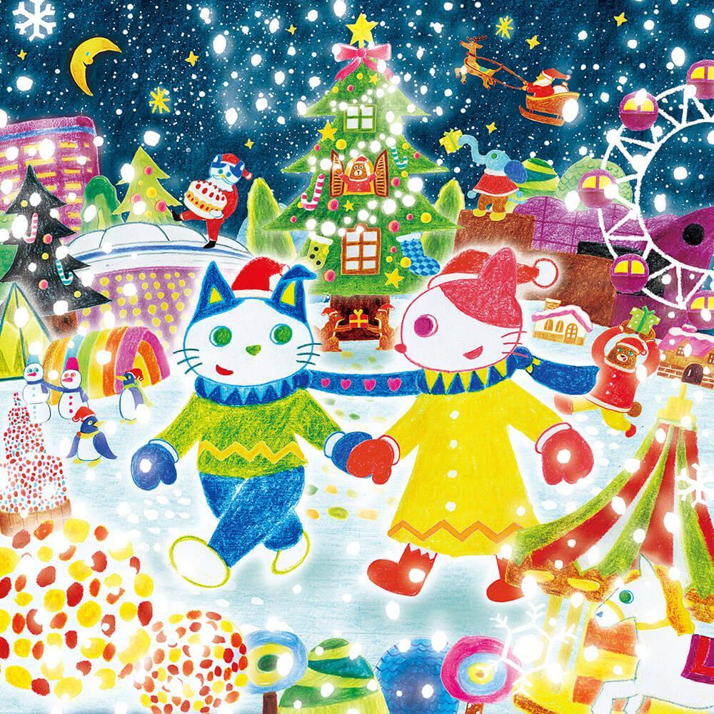 カレンダー クリスマス