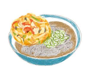 月刊fu 蕎麦特集
