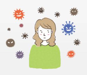 富士薬品 健康通信 冬の感染症対策