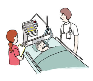 みんなの呼吸器 レスピカ 血液ガス・三塩基平衡